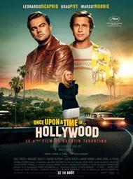 Once upon a time... in Hollywood / Quentin Tarantino, réal. | Tarantino, Quentin (1963-....). Metteur en scène ou réalisateur. Scénariste. Producteur