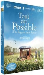Tout est possible / John Chester, réal. | Chester, John. Metteur en scène ou réalisateur. Scénariste. Photographe. Producteur