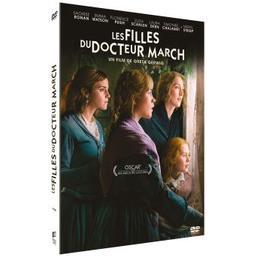 Les Filles du docteur March / Greta Gerwig, réal. | Gerwig, Greta (1983-....). Metteur en scène ou réalisateur. Scénariste