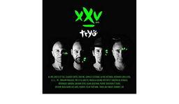 XXV / Tryo | Tryo. Musicien. Ens. voc. & instr.