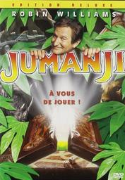 Jumanji / Joe Johnston, réal. | Johnston, Joe (1950-....). Metteur en scène ou réalisateur