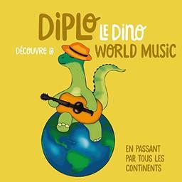 Diplo le dino découvre la world music / Bob Marley  |