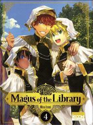 Magus of the library / Izumi, Mitsu | Izumi, Mitsu. Auteur