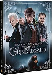 Les animaux fantastiques 2 : Les crimes de Grindelwald / réal. par David Yates | Yates, David (1963-....). Metteur en scène ou réalisateur